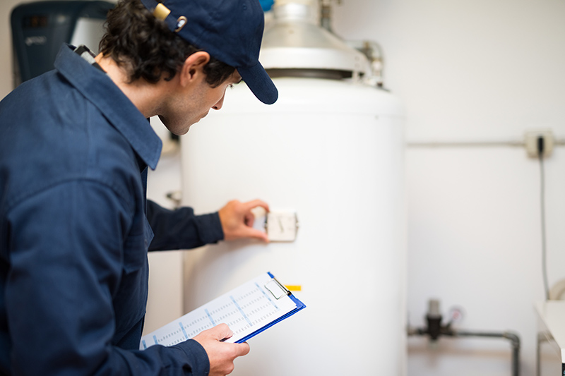 Boiler Installation Certificate in Halesowen West Midlands